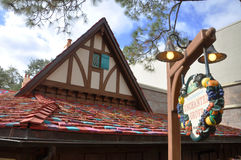 Enchanted Grove Cafe in Disney World Stock Images