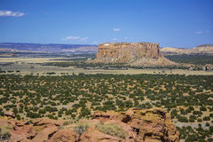 Enchanted Mesa Royalty Free Stock Photography