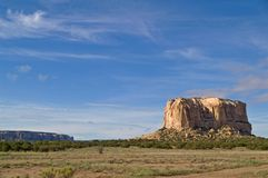 Enchanted Mesa, New Mexico, USA Stock Photo