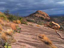 Enchanted Rock 1. Enchanted Rock State Park, central Texas hill country Royalty Free Stock Images