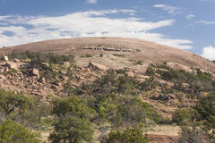 Enchanted Rock Stock Photos