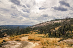 Enchanted Rock Texas Royalty Free Stock Photography