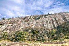 Enchanted Rock Texas stock image