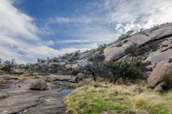 Enchanted Rock Texas Stock Images