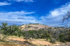 Enchanted Rock Texas royalty free stock photography