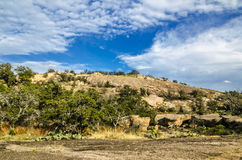 Enchanted Rock Texas royalty free stock photos