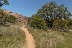 Enchanted Rock Trail stock photos