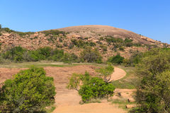 Enchanted Rock Stock Image
