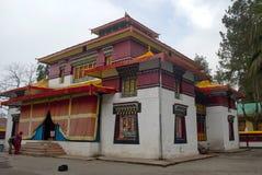 Enchey Monastery Stock Photo