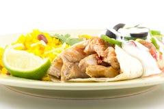 Enchilada Rice Stock Images