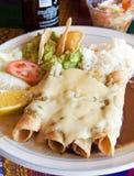 Enchiladas Fotografia Stock Libera da Diritti