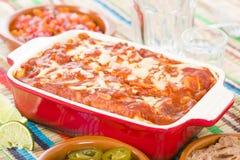 enchiladas zdjęcia royalty free