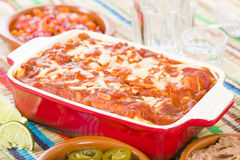 Enchiladas Royalty Free Stock Photos