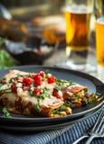 Enchiladas Stock Photos