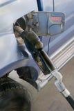 Enchimento do diesel Fotografia de Stock Royalty Free