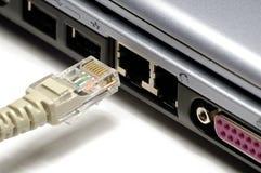 Enchufe de la red Imagen de archivo
