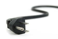 Enchufe de potencia Imagen de archivo