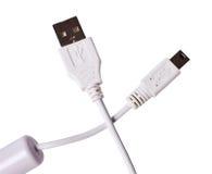 Enchufe del USB imagenes de archivo