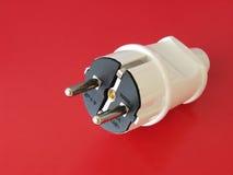 Enchufe eléctrico Imagen de archivo