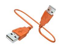 Enchufes del USB stock de ilustración