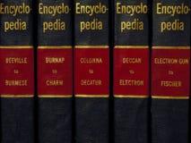 Enciclopédia Imagem de Stock Royalty Free