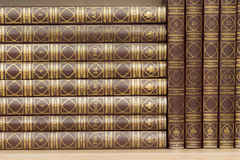 enciclopedie Immagini Stock Libere da Diritti