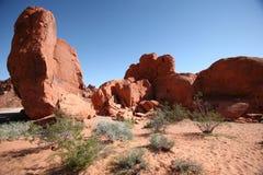 Encienda el valle. Imagen de archivo