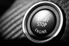 Encienda sus motores foto de archivo