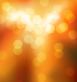Enciende el blurr Fotografía de archivo