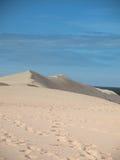 Encima de la duna de Pyla, Arcachon, Francia Fotos de archivo