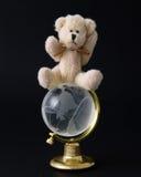 Encima del mundo Imagen de archivo libre de regalías