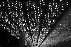 Encima en de luces Imagen de archivo