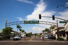 Encinitas加州 免版税库存图片