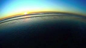 Encinitas Kalifornia Pacyficznego oceanu zmierzch 2 zbiory