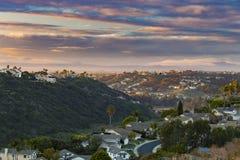 Encinitas/La Costa valley Royalty Free Stock Photography