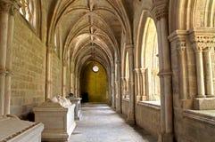 Catedral de Évora do claustro Imagem de Stock Royalty Free