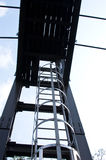 Enclosed Ladder Stock Photography