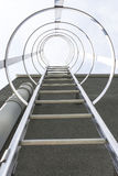 Enclosed Ladder Royalty Free Stock Photography