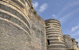 Encoleriza el castillo Fotos de archivo libres de regalías