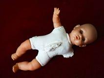 Encontro assustador da boneca Fotografia de Stock Royalty Free