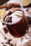 Encore-durée de vin chaud photographie stock libre de droits