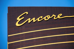 Encore hotel and casino  in Las Vegas, Nevada Royalty Free Stock Photos