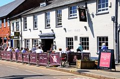The Encore Pub, Stratford-upon-Avon. Stock Photo