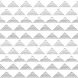 Encre abstraite Pen Doodle Monochromatic Background de vecteur Photo libre de droits
