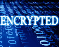Encrypted Stock Images