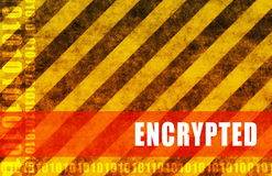 Encrypted Royalty Free Stock Images