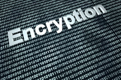 Encryption Royalty Free Stock Images