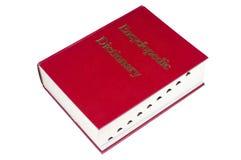 Encyclopedic dictionary Royalty Free Stock Photo