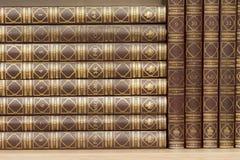 encyklopedier Royaltyfria Bilder