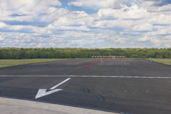 End of Airstrip Royalty Free Stock Photo